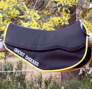 Picture of Ghost Saddle Pads -  short flap
