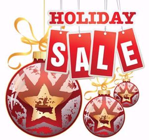 Picture of Holiday Pad Sale!